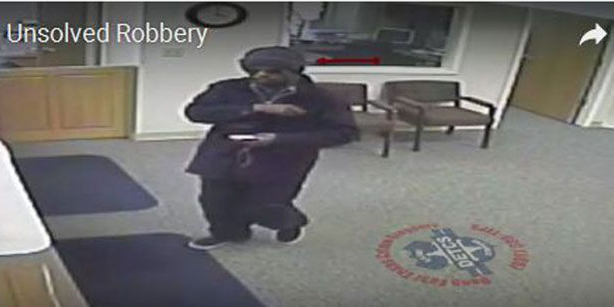 Crime Stoppers Crime of the Week: Diboll bank robbery