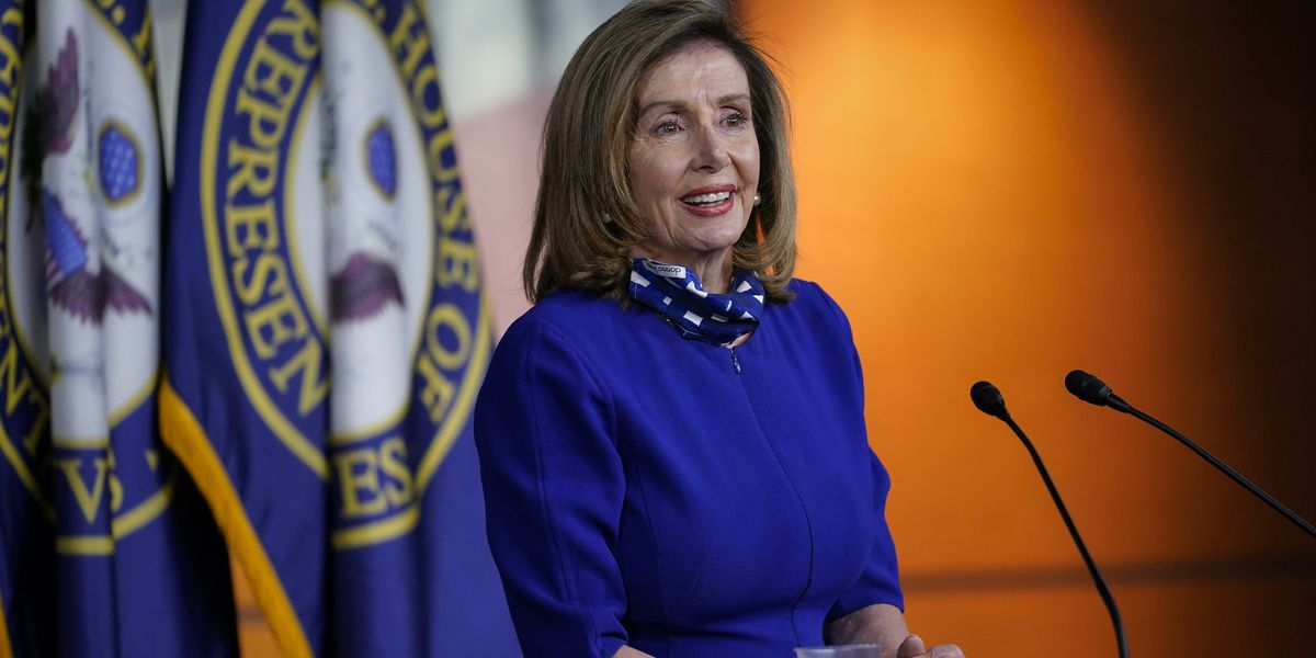 Pelosi: House to stay in session until COVID-19 rescue pact