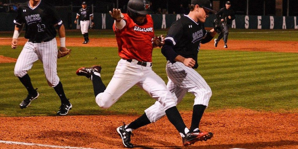 Michener's homer backs SFA's sharp pitching staff in 3-2 win over Southeast Missouri State