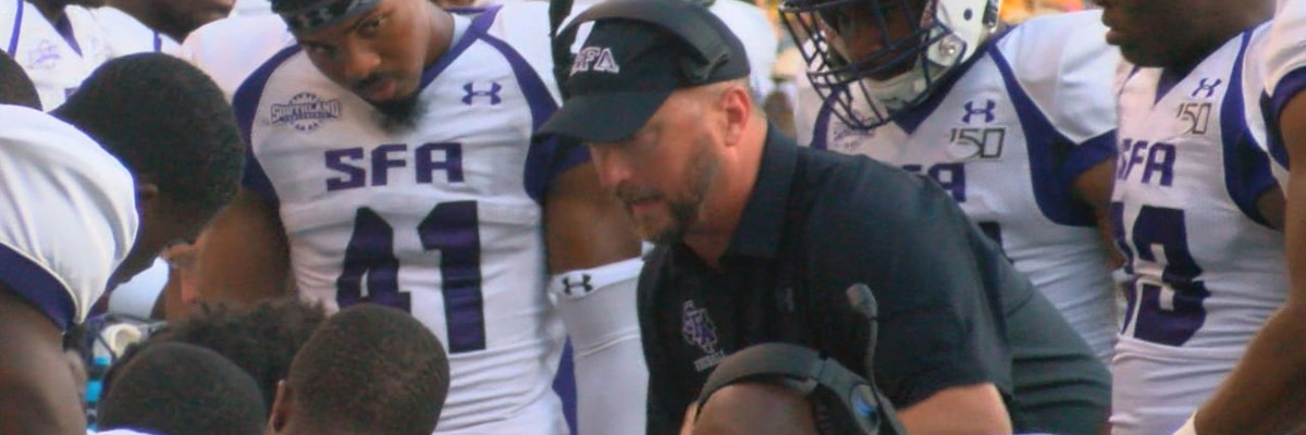 SFA Coach Colby Carthel discusses the upcoming season.