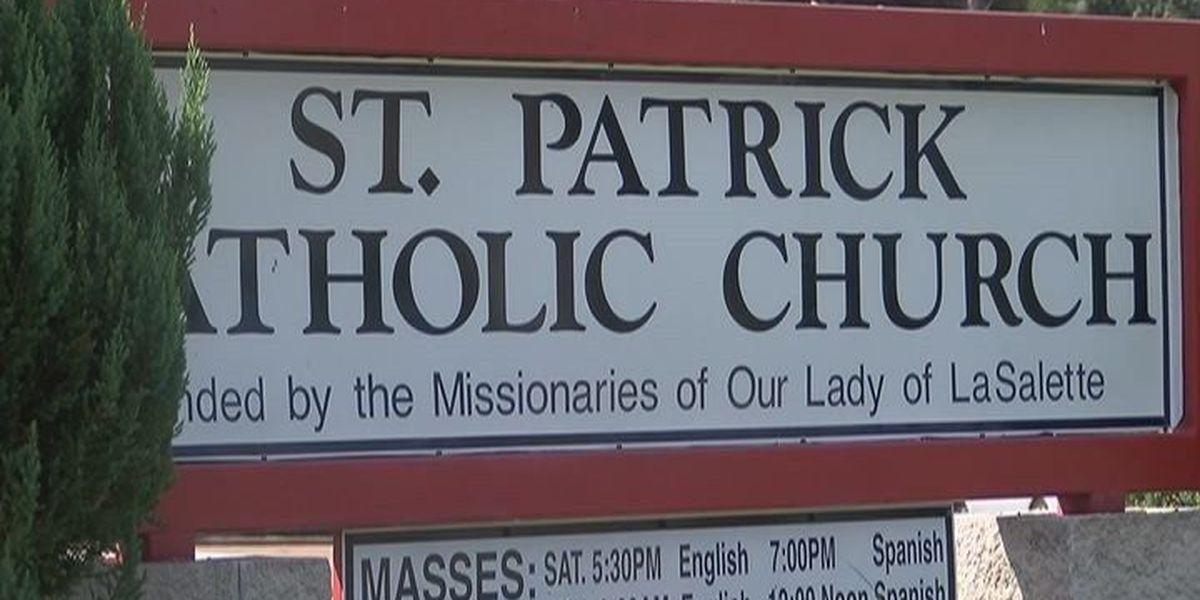 St Patricks Catholic Church Priest On Leaving Parish Im Going To Miss You Guys I Love You