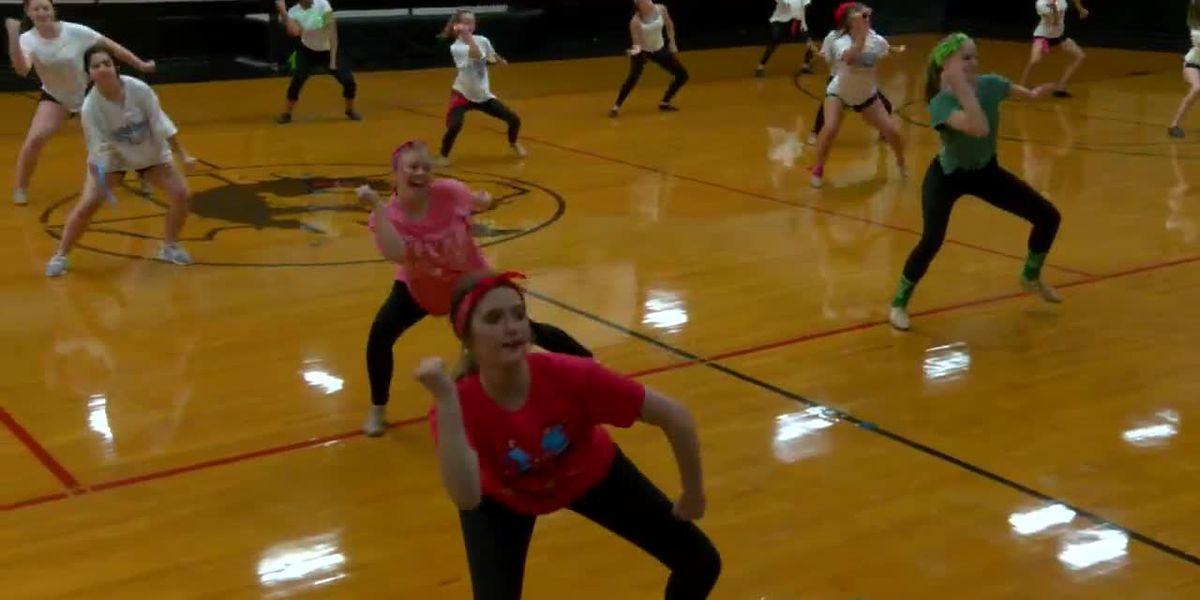 High school cheer, drill teams adapt to COVID-19