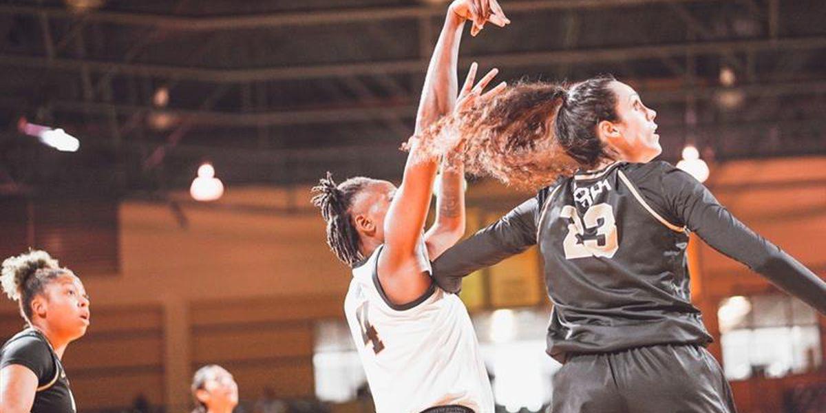 Lufkin's Natasha Mack picks up double-double in Oklahoma State's NCAA Round 1 win