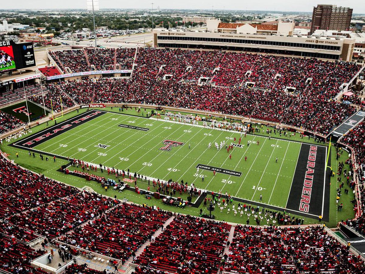 Winning at home is key for the Red Raiders success