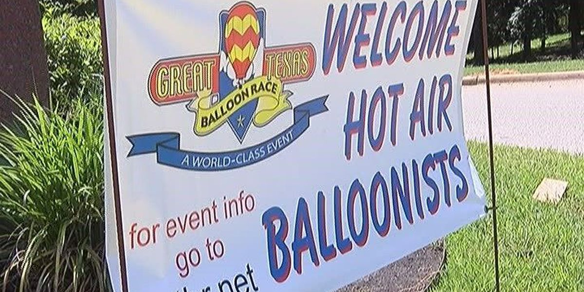 Coordinators say volunteers help keep the Great Texas Balloon Race in the air