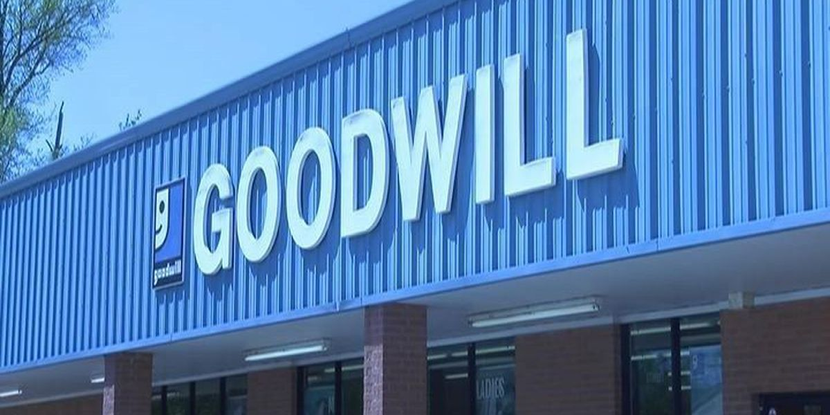 Goodwill says your spring cleaning helps employees