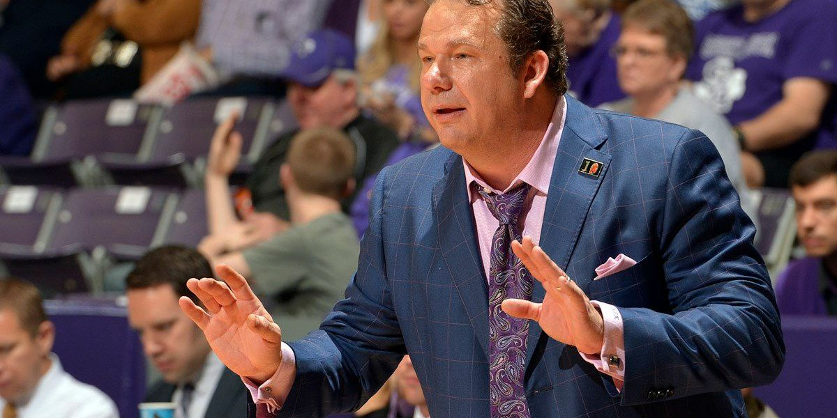 Ahead of Round 1 matchup, SFA's Keller and Tech's Beard reminisce on coaching friendship