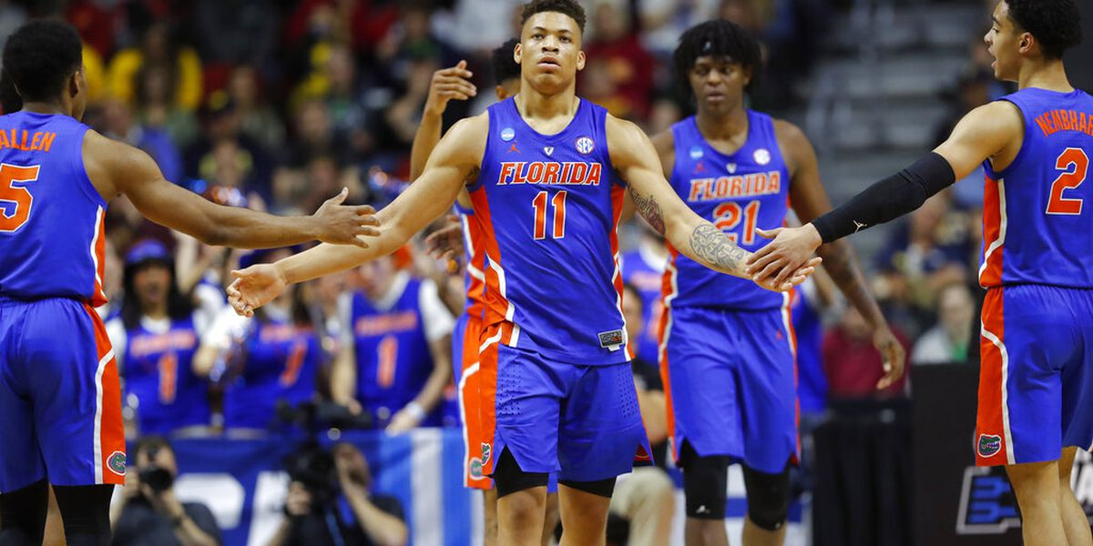 Gators basketball star Keyontae Johnson released from hospital after scary collapse