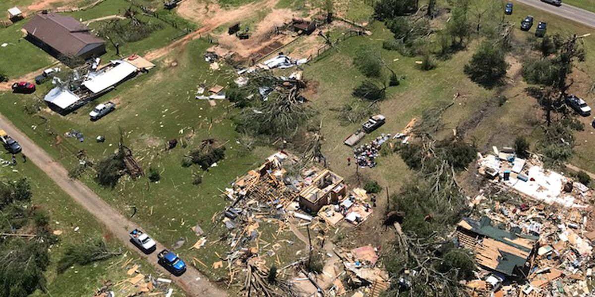 NWS sending more survey teams to Deep East Texas following fatal storms