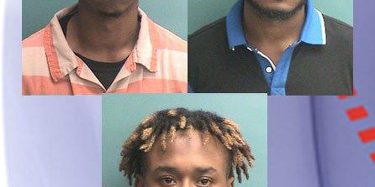 Nacogdoches County Sheriff's Office makes 2 more arrests in car burglary case