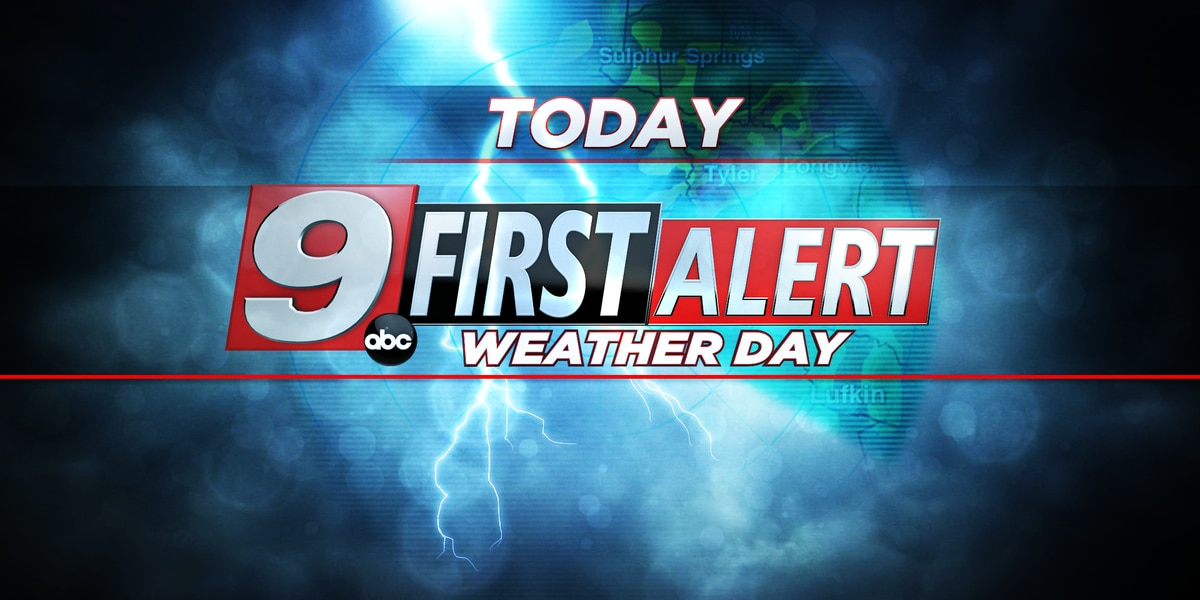 First Alert Weather Day in effect for Friday evening, overnight