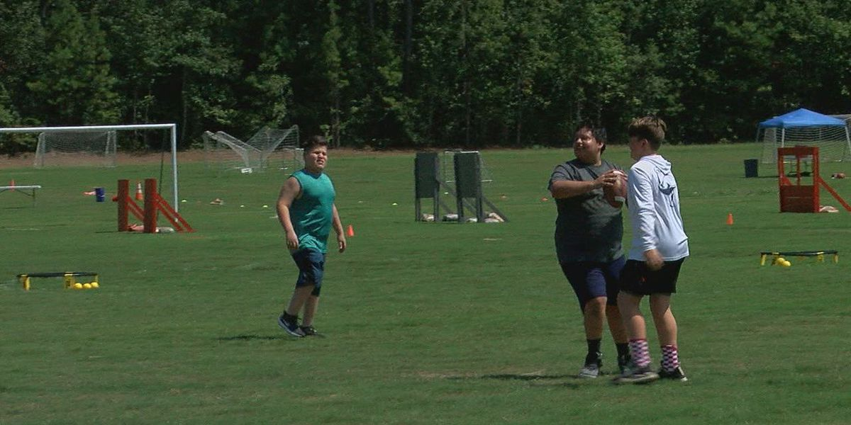 Lufkin churches host Youth Field Day