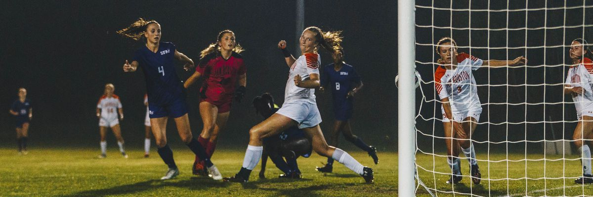SFA Soccer opens conference tournament play on Tuesday