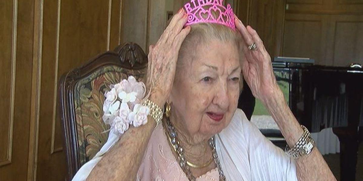 East Texan with Houston connection celebrates 100th birthday