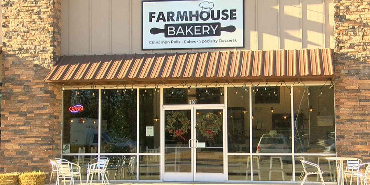 Lufkin bakery staying busy on Christmas Eve