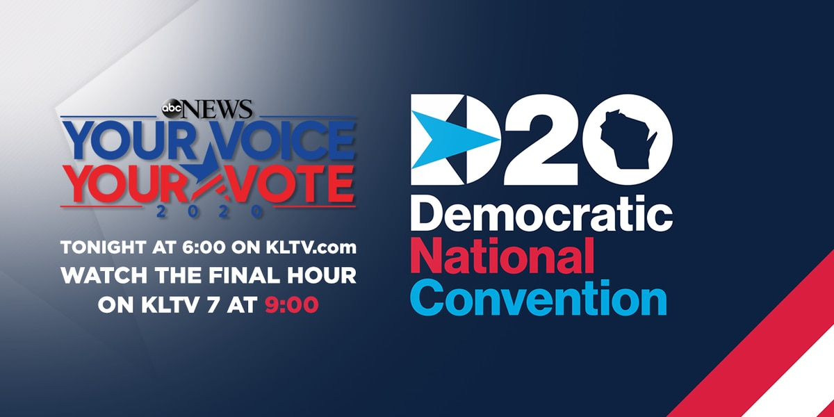 WATCH: Democratic National Convention to get underway at 8 p.m.
