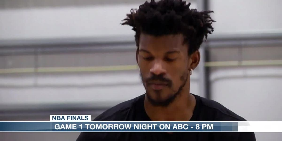 Former TJC Apache Jimmy Butler ready for NBA Finals
