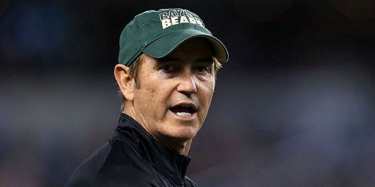 Briles sues Baylor officials for libel and conspiracy