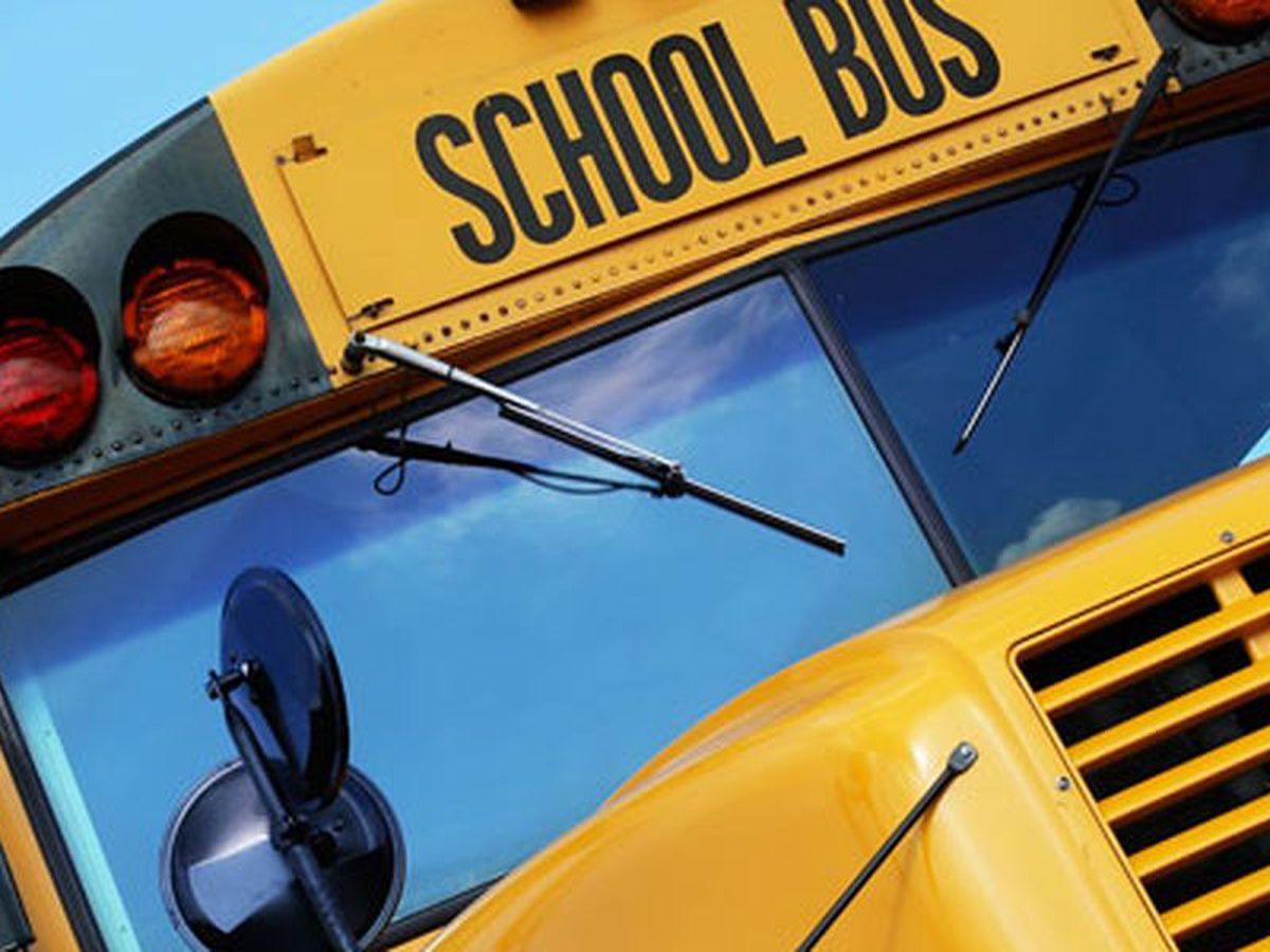 No students injured in crash involving Nacogdoches ISD school bus