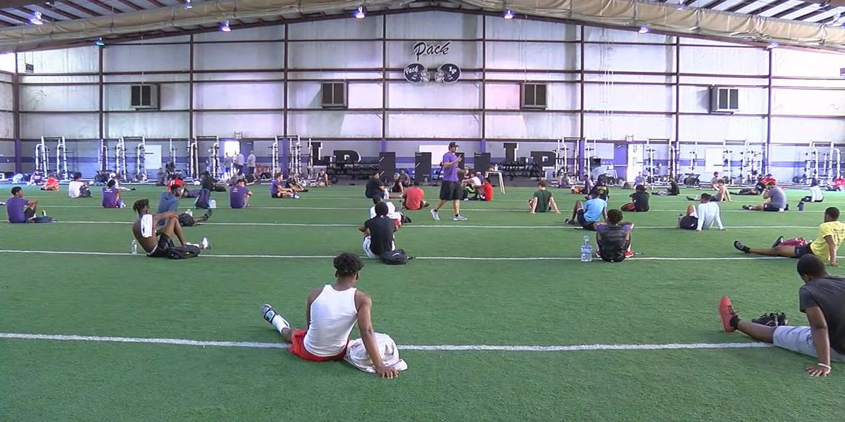 Student-athletes return to summer workouts under new COVID-19 guidelines