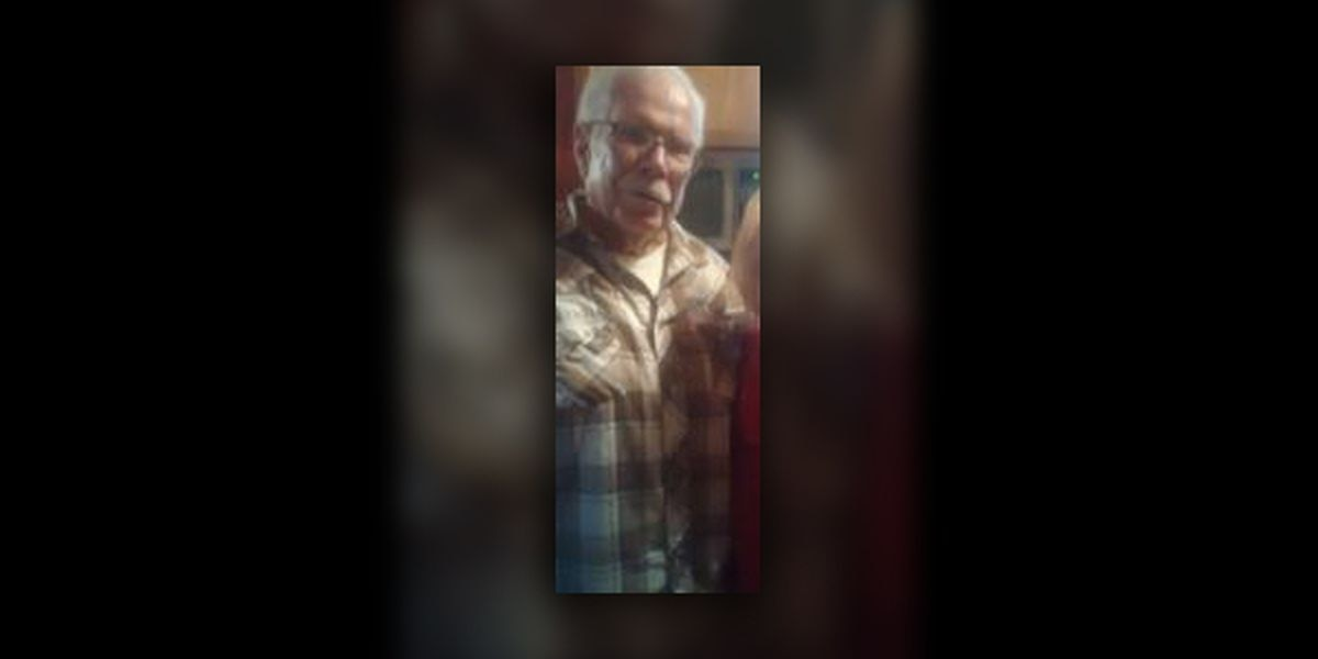 Trinity County sheriff says 76-year-old man missing, needs medications