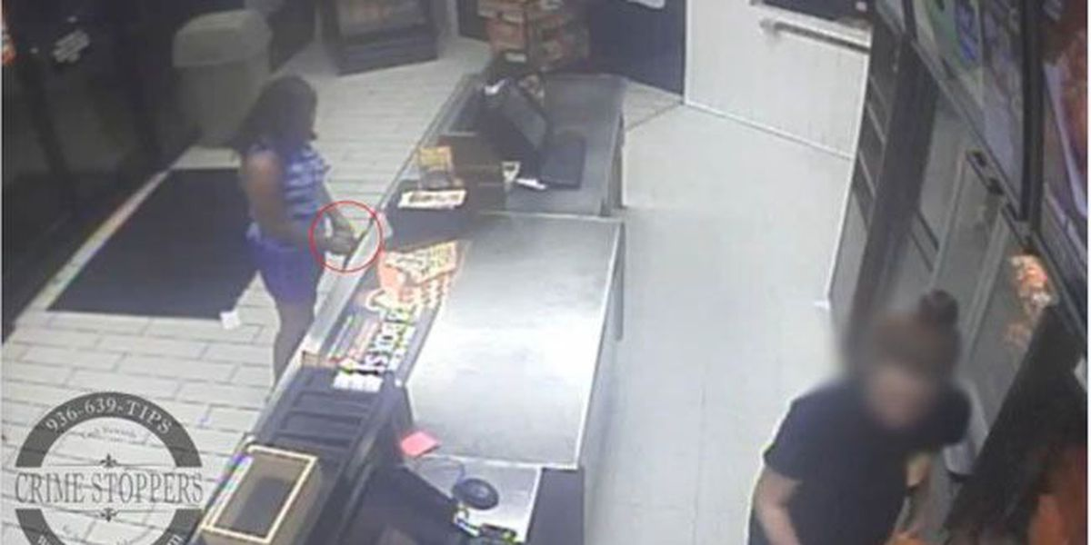 Crime Stoppers Crime of the Week: Wallet thief