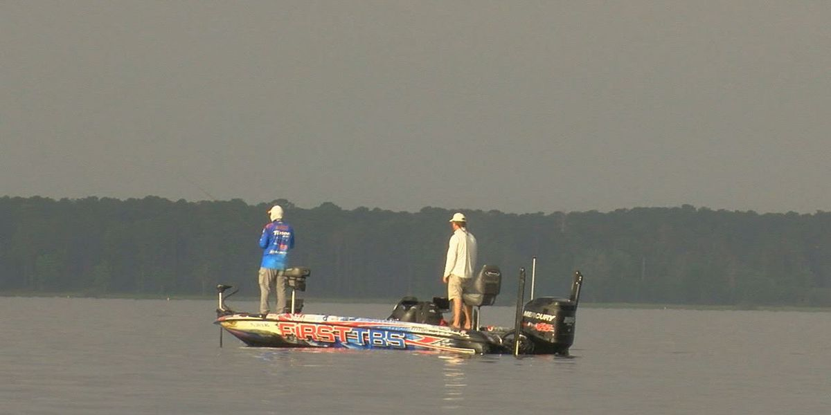 Rayburn rises to #1 fishing lake
