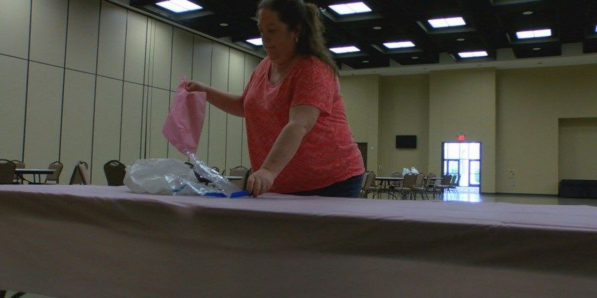 Organizers in Lufkin prepare for first father-daughter dance