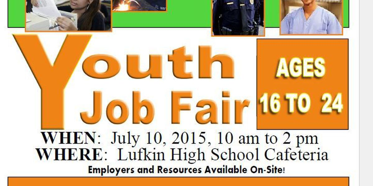 Texas Workforce holds job fair aimed at those 16 - 24 years old