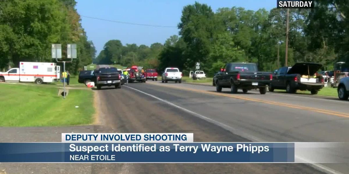 Texas Rangers to investigate deputy-involved shooting in Nacogdoches County
