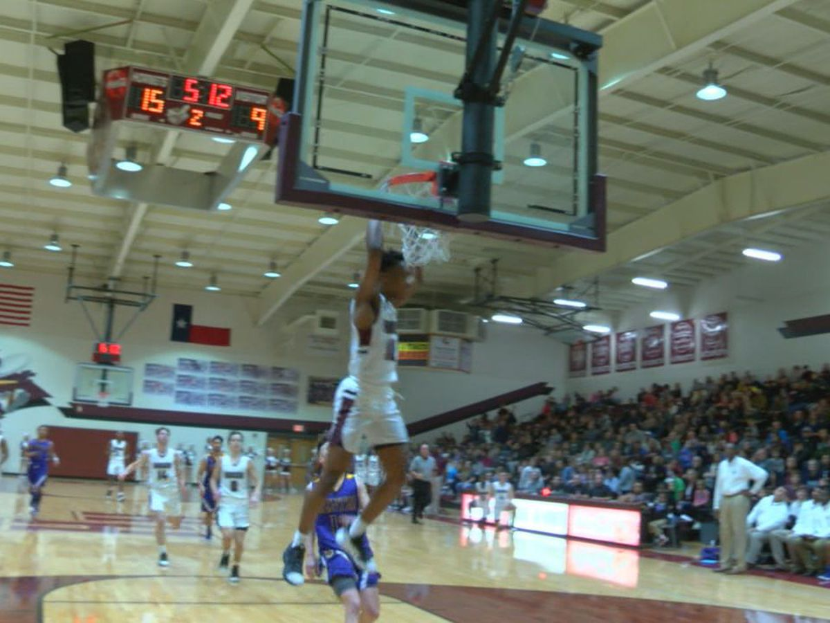 Tuesday night Basketball: Hudson, Lufkin pick up district wins