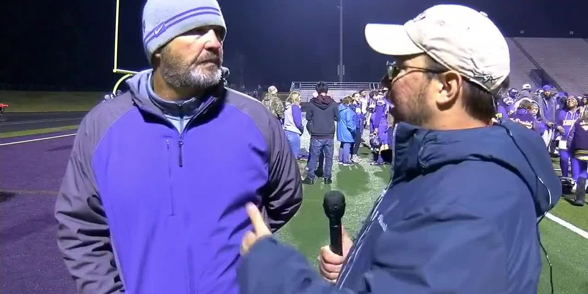 Week 12 Coach Interview: Lufkin Panthers Todd Quick
