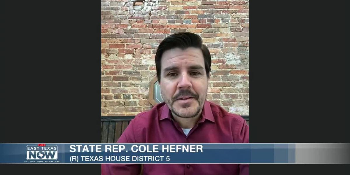 State Rep. Cole Hefner proposes bill requiring voting machines to be American-made