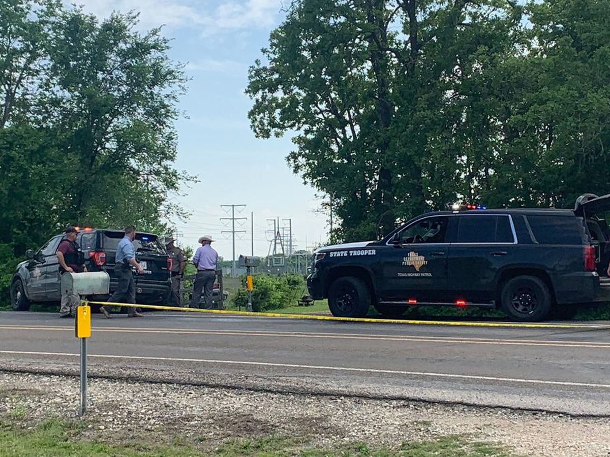 Texas DPS trooper shot in Grimes County