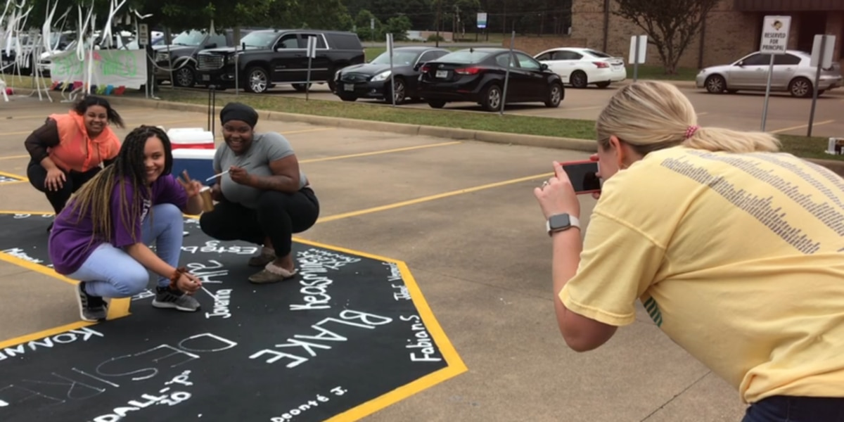 Nacogdoches students celebrate upcoming graduation with Senior Day 2020