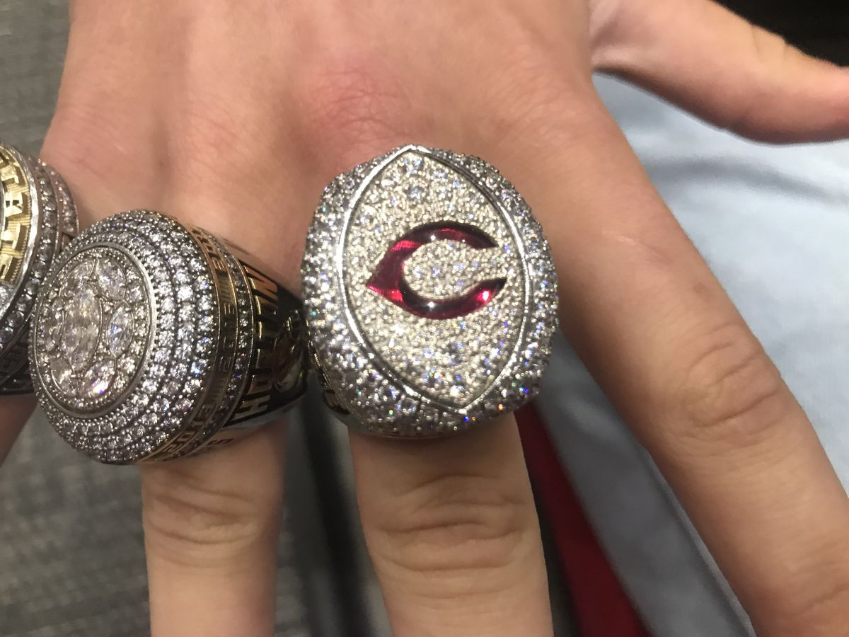 Gr8ness: Carthage Bulldogs receive 2020 state football championship rings