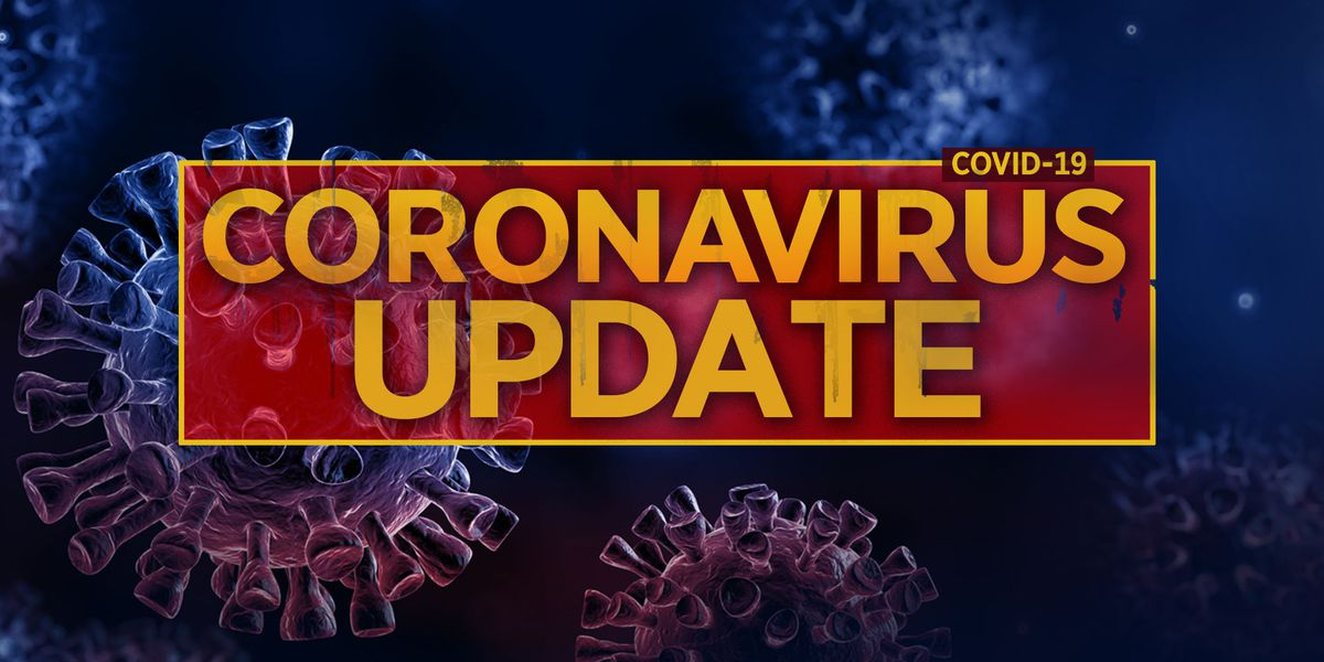 Nacogdoches County reports 2 new cases of COVID-19 Sunday