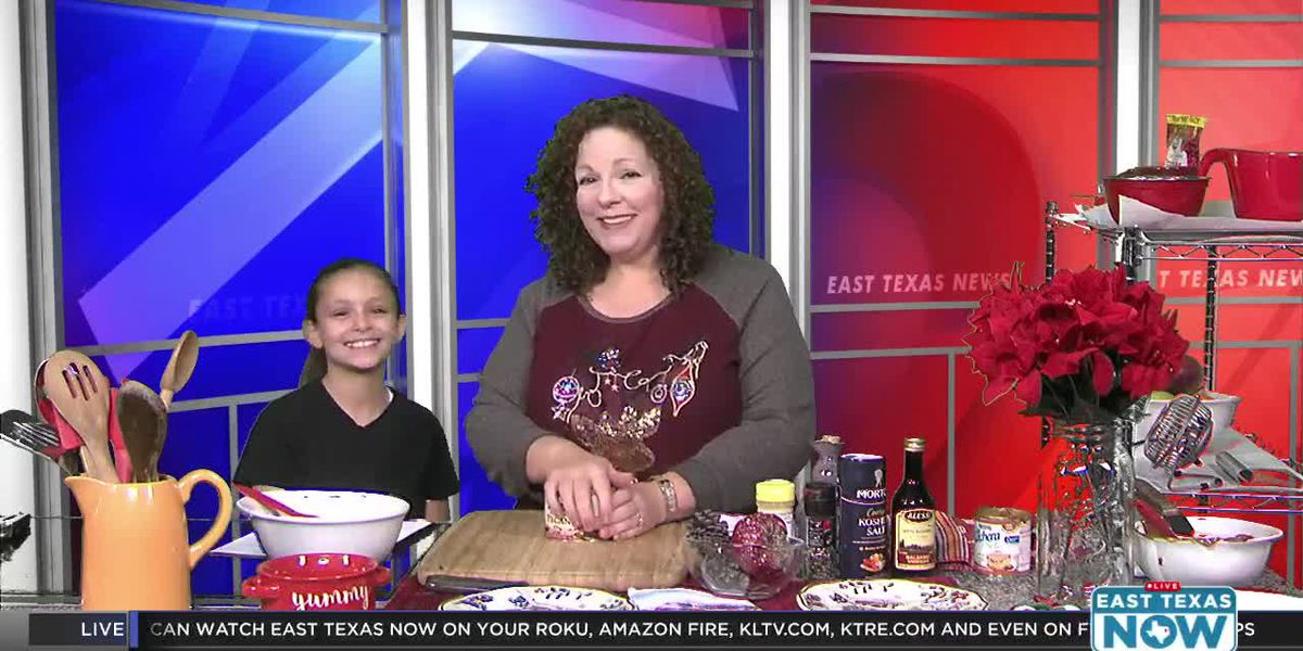 East Texas Kitchen Live: 12 Days of Christmas - VOD