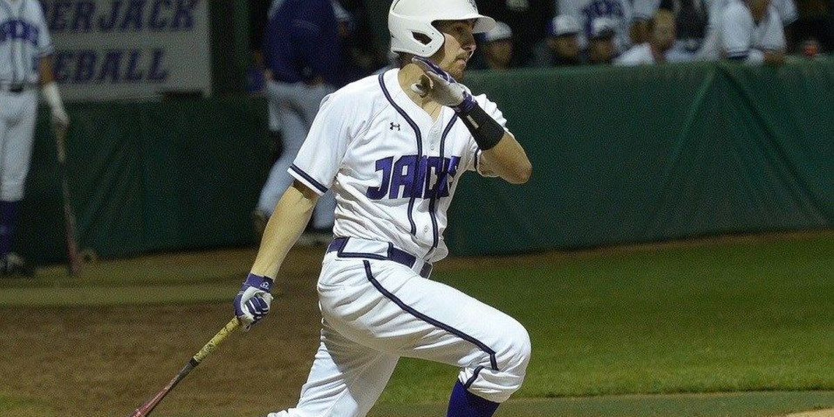 McMullen's Three-Run Double Highlights 'Jacks 7-5 Comeback Win over Sacred Heart