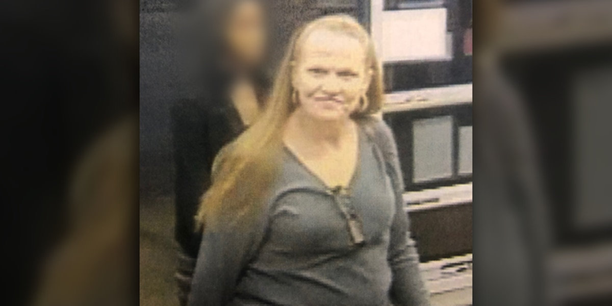 Police: Woman stole hundreds of dollars in merchandise from Crockett Walmart