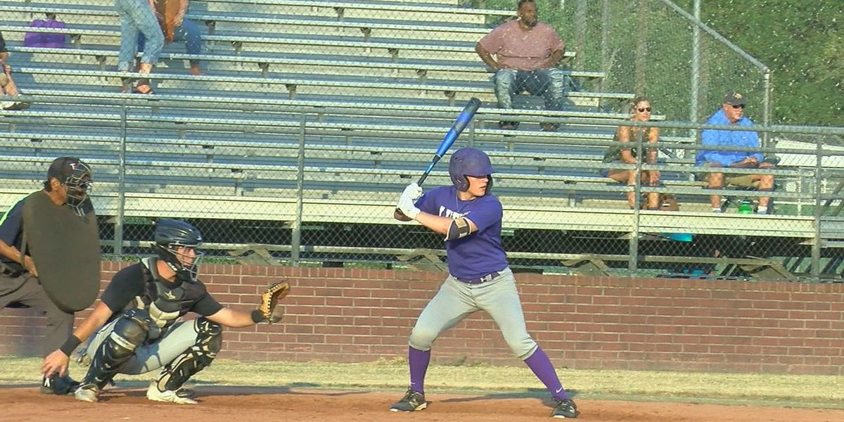 Lufkin. Nacogdoches open summer baseball season with 2-2 tie