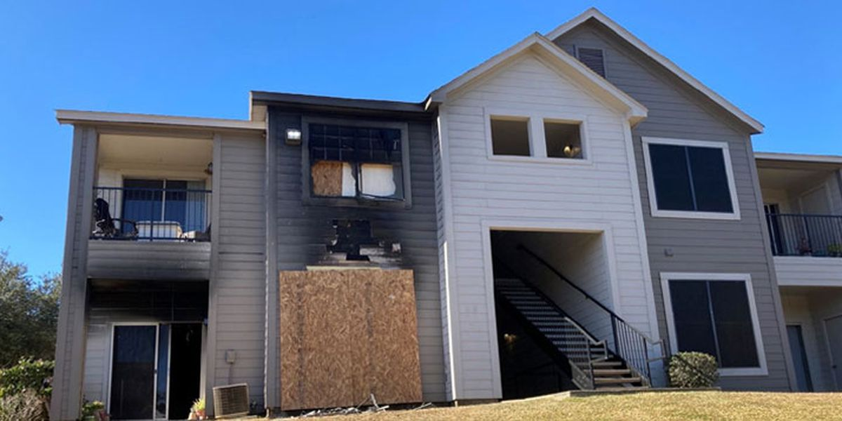 Fire officials investigating Christmas-Day fire that seriously damaged Woodville apartment