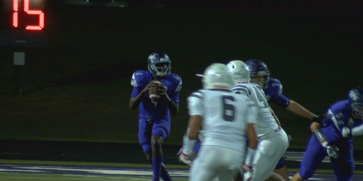 Lufkin moves past Bi-District round for first time since 2012 with win over Heath