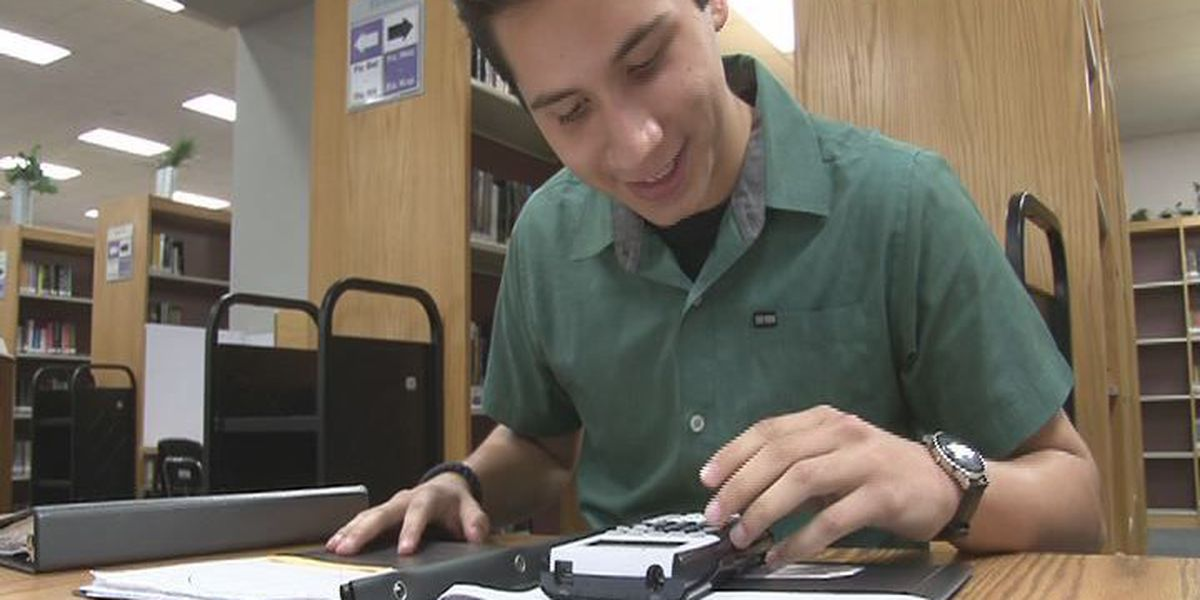 Lufkin High School student makes history after getting top honors