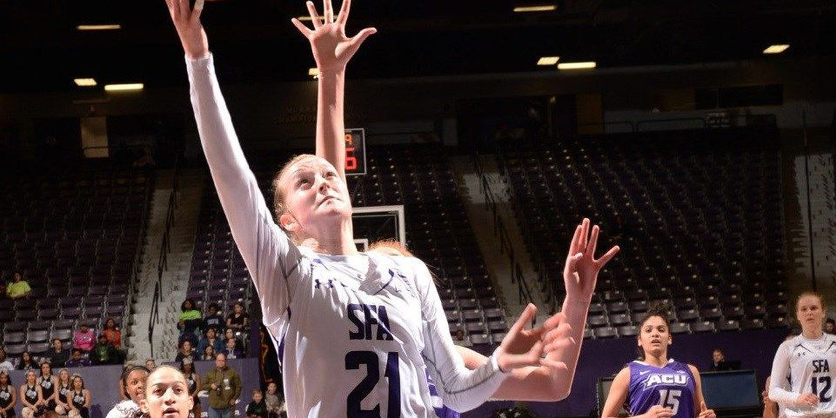 Career-high 31 points from Parker overshadowed by 80-73 loss to Abilene Christian