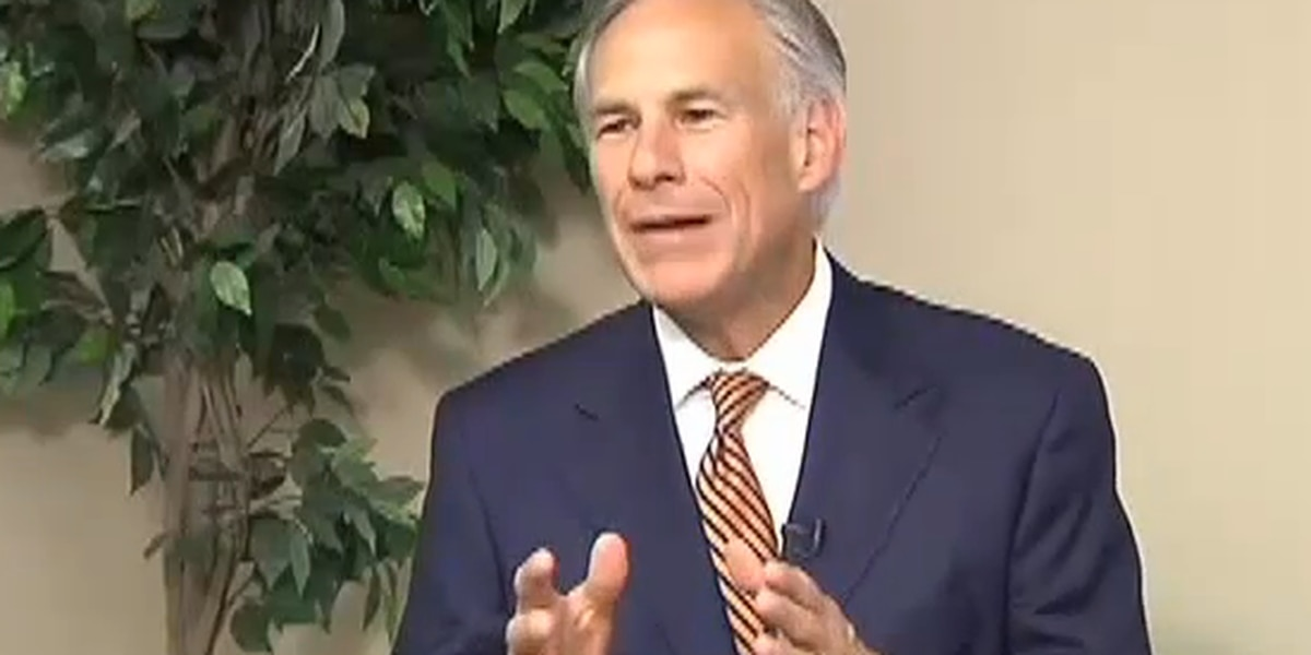 Governor Abbott issues disaster declaration for East Texas counties hit by severe weather