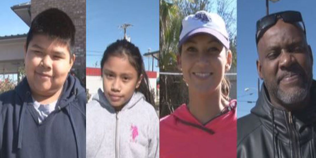 East Texans share unique New Year's resolutions