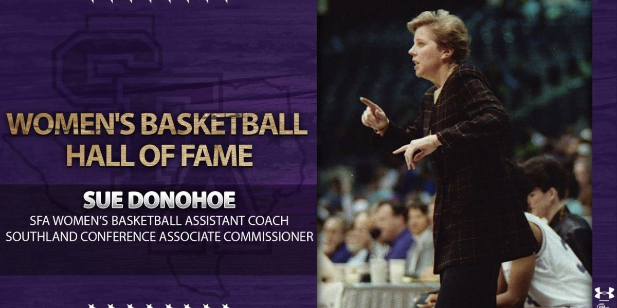 Former assistant women's basketball coach at SFA who went on to NCAA dies