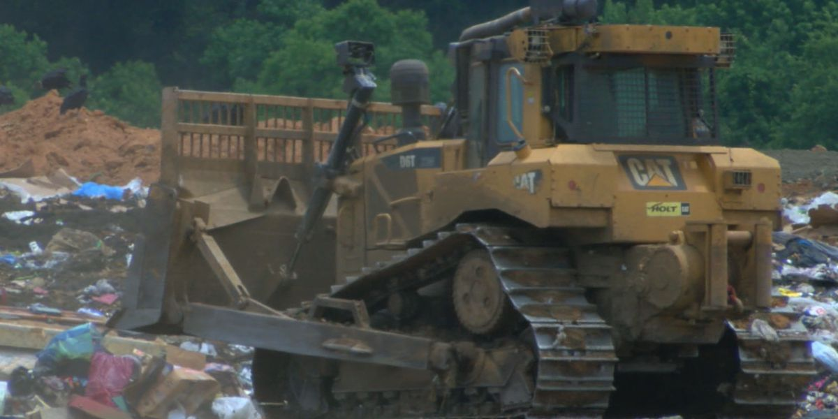 City of Nacogdoches planning sewer, landfill improvements