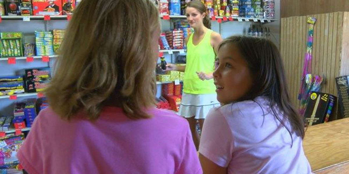 East Texas fireworks vendors hoping to see business boom on July 4th